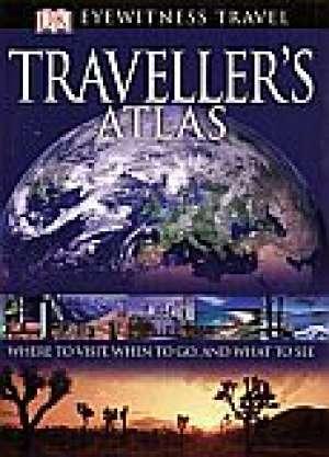 Traveler s Atlas - okładka książki