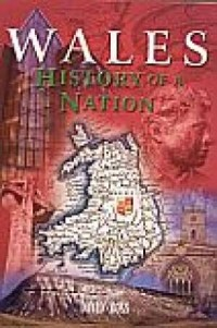 Wales history of a nation - okładka książki