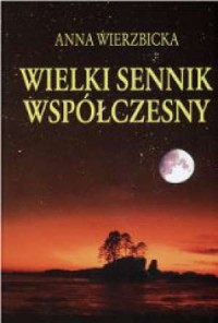 Wielki sennik współczesny - okładka książki