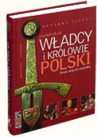 Władcy i królowie Polski - okładka książki