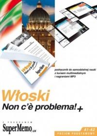 Włoski Non ce problema! (CD) - - okładka książki