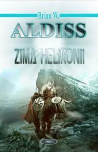 Zima Helikonii - okładka książki