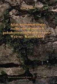 Atlas rozmieszczenia roślin naczyniowych południowo-zachodniej części Wyżyny Katowickiej - okładka książki