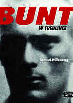 Bunt w Treblince - okładka książki