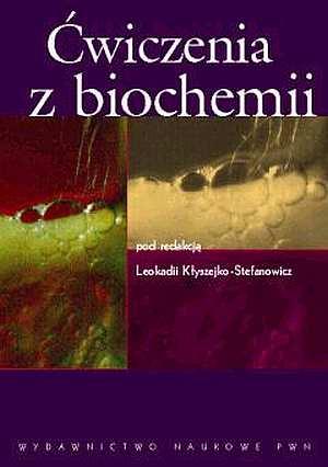 Ćwiczenia z biochemii - okładka książki