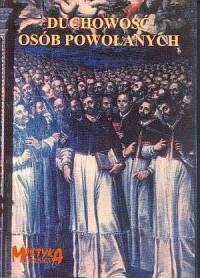 Duchowość osób powołanych - ks. Stanisław Urbański - okładka książki
