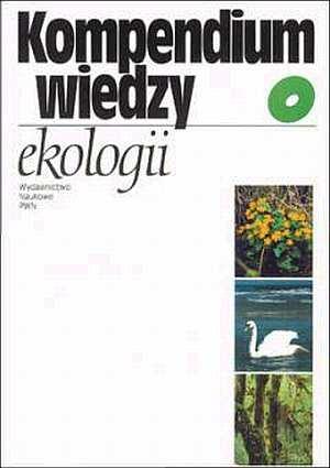 Kompendium wiedzy o ekologii - okładka książki