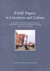 Pase Papers in Literature and Culture - okładka książki