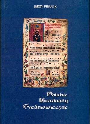 Polskie Graduały Średniowieczne - okładka książki