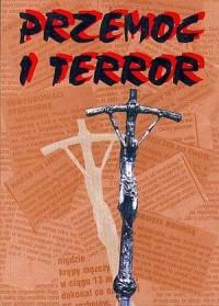 Przemoc i terror - ks. Paweł Góralczyk - okładka książki