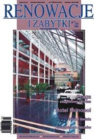 Renowacje i zabytki 01(9)/2004 - okładka książki