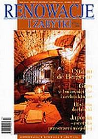 Renowacje i zabytki 03(11)/2004 - okładka książki