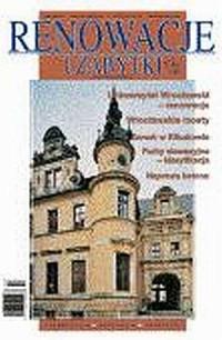 Renowacje i zabytki 04(08)/2003 - okładka książki
