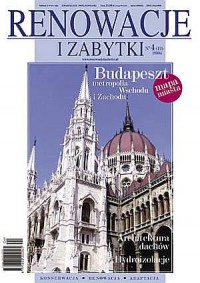 Renowacje i zabytki 04(12)/2004 - okładka książki