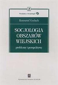 Socjologia obszarów wiejskich. - okładka książki