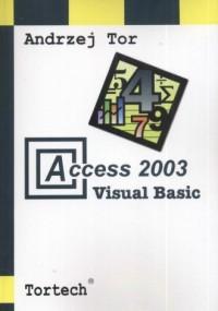 Access 2003. Visual Basic - okładka książki