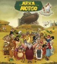 Arka Noego - okładka książki