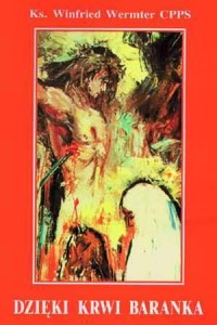 Dzięki Krwi Baranka - okładka książki