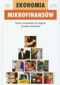 Ekonomia mikrofinansów - okładka książki