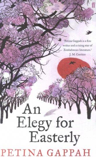 Elegy for Easterly - okładka książki