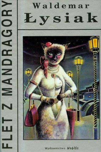 Flet z Mandragory - okładka książki