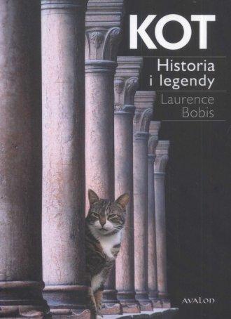 Kot. Historia i legendy - okładka książki