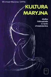 Kultura Maryjna - okładka książki