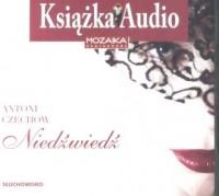 Niedźwiedź (CD) - pudełko audiobooku