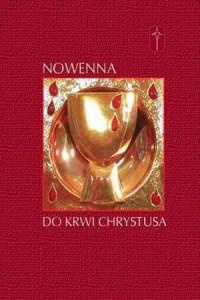Nowenna do Krwi Chrystusa - okładka książki