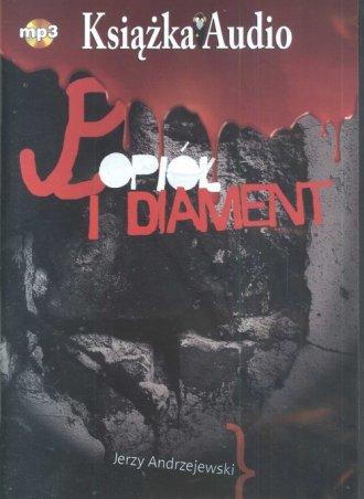 Popiół i diament (CD) - pudełko audiobooku