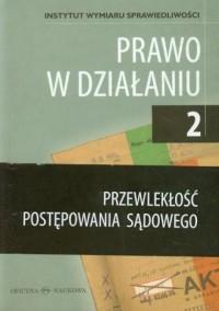 Prawo w działaniu 2 - okładka książki