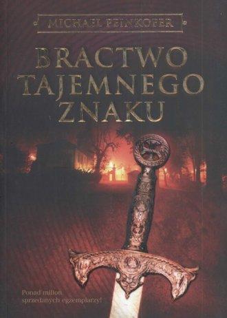 Bractwo Tajemnego Znaku - okładka książki