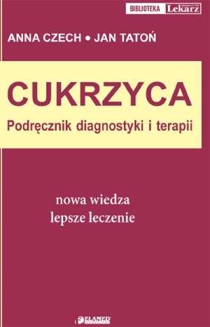 Cukrzyca. Podręcznik diagnostyki - okładka książki