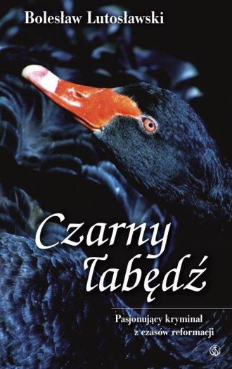 Czarny łabędź - okładka książki