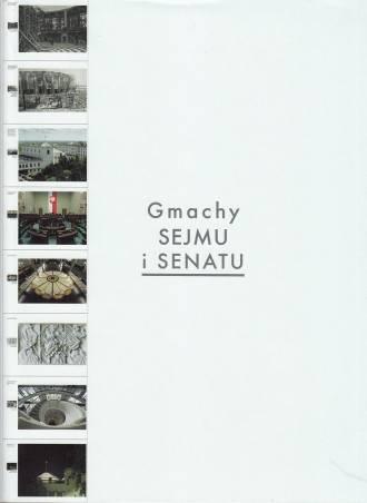 Gmachy Sejmu i Senatu - okładka książki