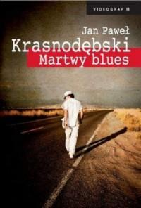 Martwy blues - okładka książki
