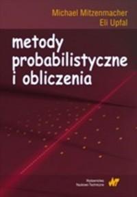 Metody probabilistyczne i obliczenia - okładka książki