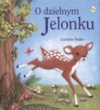 O dzielnym Jelonku - okładka książki
