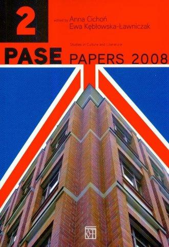 Pase Papers 2008. Vol 2 - okładka książki