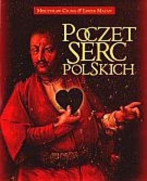 Poczet serc polskich - okładka książki