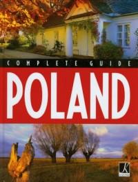 Polska. Wielki przewodnik (wersja ang.) - okładka książki