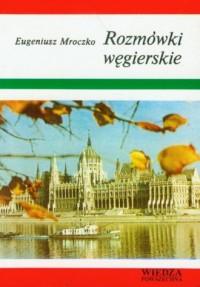Rozmówki węgierskie - okładka książki