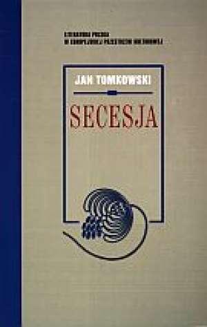 Secesja - okładka książki
