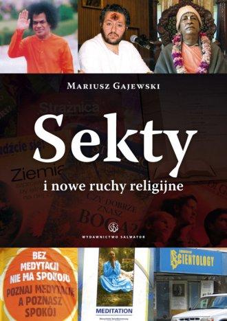 Sekty i nowe ruchy religijne - okładka książki