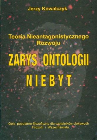 Zarys ontologii. Niebyt - okładka książki