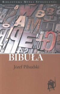 Bibuła - okładka książki