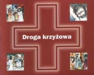 Droga Krzyżowa dla dzieci klas - okładka podręcznika