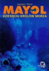 Dziesięciu królów morza - okładka książki