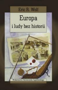 Europa i ludy bez historii - okładka książki