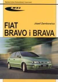 Fiat Bravo i Brava - okładka książki